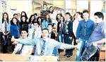 И в 8, и в 18 часа гимназията в Разград е пълна с ученици