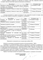 Прием на документи за записване в V и VIII клас в ППМГ